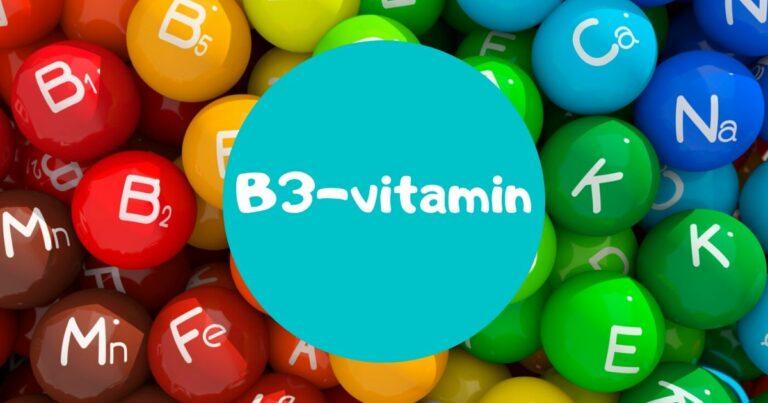 B3-vitamin (Niacin, nikotinsav)