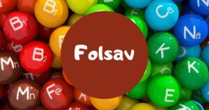 Folsav vagy B9-vitamin