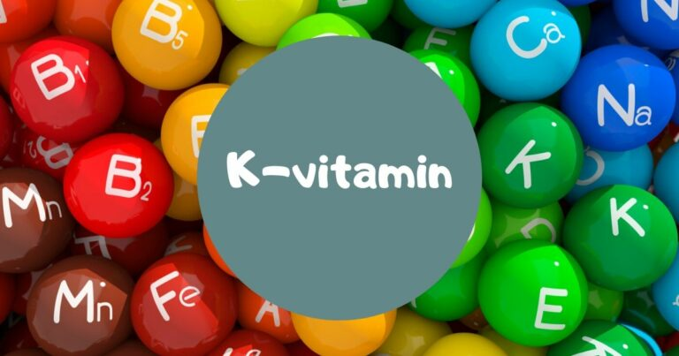 K-vitamin (Fillokinon)