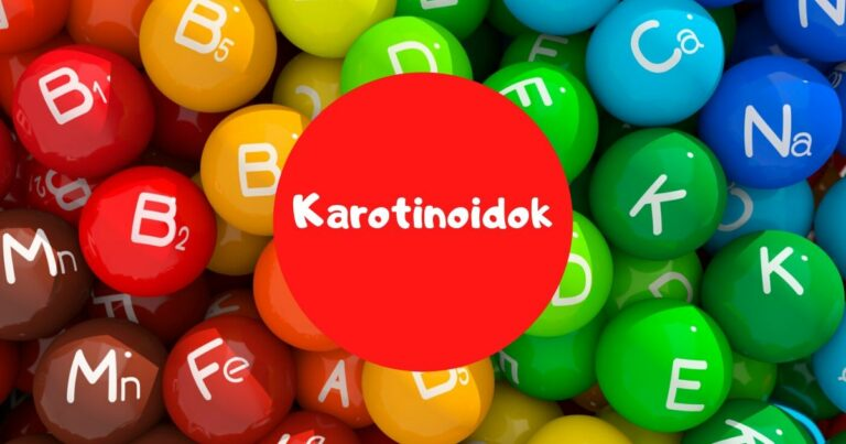 Karotinoidok
